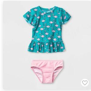 Baby girls swimsuit!